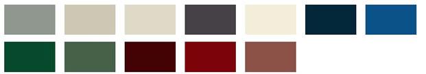 Colores ISOFARM