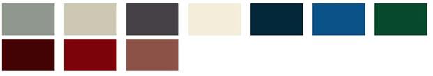 Colores ISOFIRE
