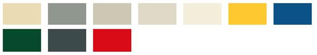 Colores ISOPARETE