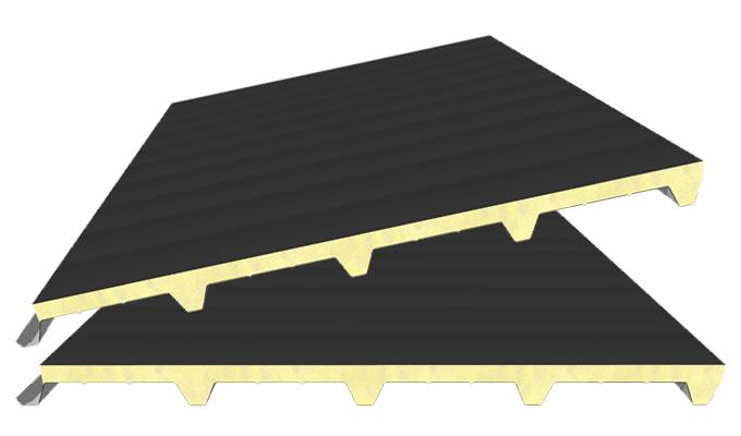 panel sandwich cubierta