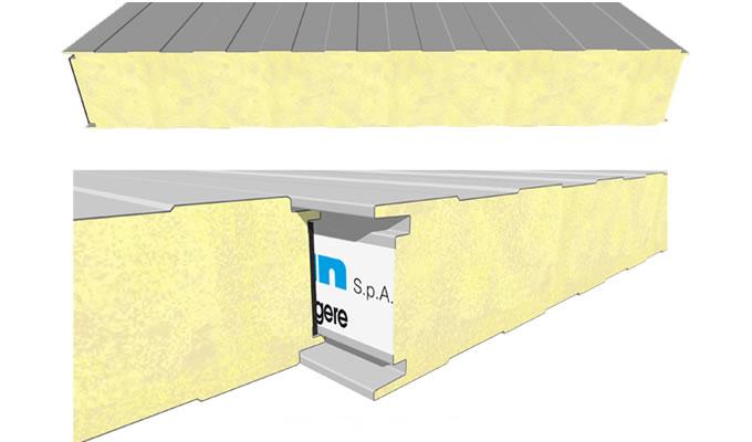 panel sandwich frigorífico ISOFRIGO