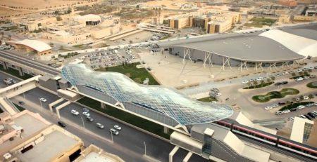 Metro de Riad