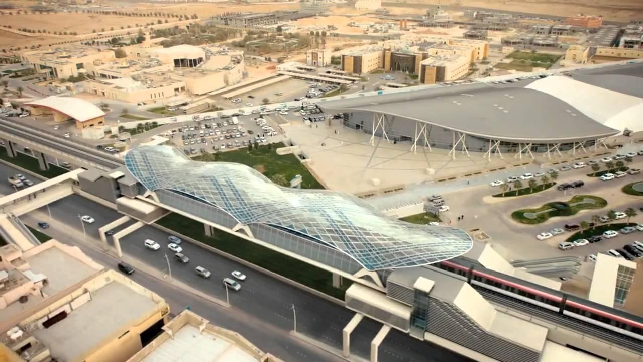Imar Desarrollar 225 El Recubrimiento Del Metro De Riad De