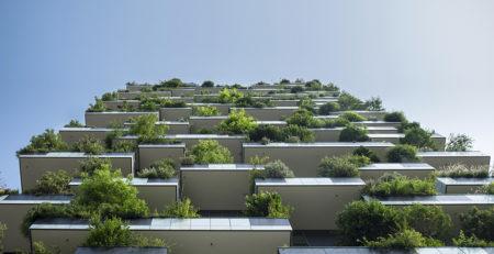 Los edificios más verdes de españa